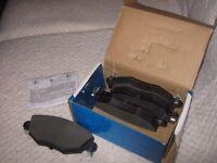 FORD MONDEO MK 3 hatchback BREAK PADS FRONT