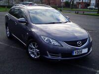 2009 Mazda 6 Ts D 163 Estate Diesel. Full 12 Months Mot. Full Service History. 6 Speed Manual. 2.2TD