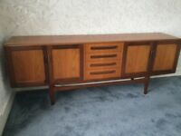 Vintage G plan Fresco sideboard in excellent condition.