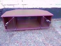 Small Wood TV Stand Delivery Available £5