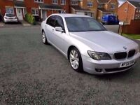 2007 56 bmw 730d sport automatic with full service history stunning spec and condition