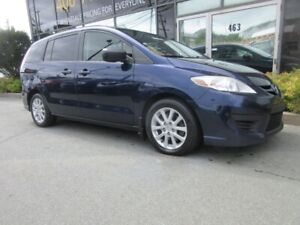 2010 Mazda 5 2.3L W/ AC ALLOYS HEATED FRONT SEATS THIRD ROW SEA