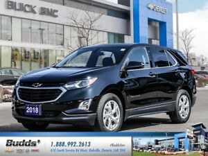 2018 Chevrolet Equinox LT 0.0% for up to 24 Months OAC !