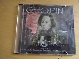 Chopin CD