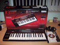 Korg R3 Synth / Vocoder