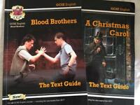 Blood brothers and Christmas carol revision guide