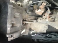 Ford transit 05 reg 2.0 fwd gearbox