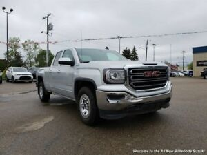 2017 GMC Sierra 1500 SLE-ONE OWNER-ACCIDENT FREE-LOW MONTHLY PAY