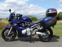 2009 Suzuki GSF 1250 SA K8 GT Immaculate with Low mileage