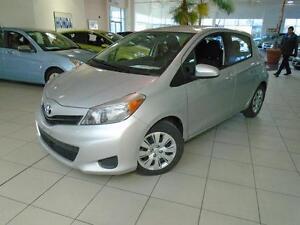 2014 Toyota Yaris LE H.B.