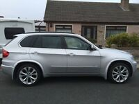 BMW X5 35d 2010 MSPORT XDRIVE 69,000 miles