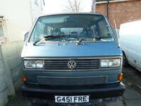 vw t25 2.1 caravelle GL mot £1500