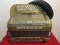 Large collection of accordions for sale