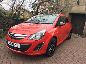 Vauxhall Corsa 1.2 Limited Edition 2013 3dr