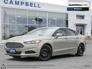 2016 Ford Fusion SE AUTO-AIR-POWER ROOF--LOW PRICE
