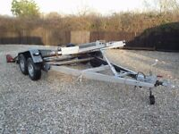 Brender-up Car Trailer - auto transporter (No VAT) Hydraulic Tilt , no ramp's required