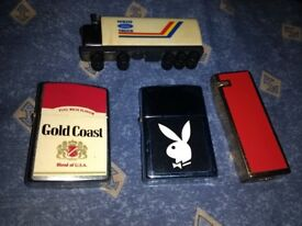 Collectable lighters