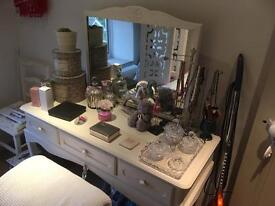 Gorgeous painted Dressing table