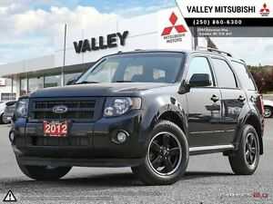 2012 Ford Escape XLT- LEATHER, SUNROOF, V6, AWD, DUAL DVD
