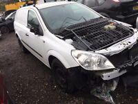 2004-2010 MK5 VAUXHALL ASTRA H FACELIFT DRIVER SIDE CHROME HEADLIGHT BREAKING