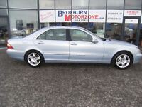 2003 53 MERCEDES-BENZ S CLASS 3.2 S320 CDI L 4d AUTO ** GUARANTEED FINANCE **