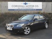 BMW 5 SERIES 3.0 530D SE 4d AUTO 228 BHP GREAT SPEC £6K EXTRAS (blue) 2007
