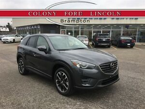 2016 Mazda CX-5 JUST TRADED IN, LEATHER, ROOF!