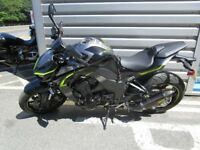 Kawasaki Z1000R Performance - Stunning!
