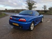 MG TF 1.6 2dr with Hard Top