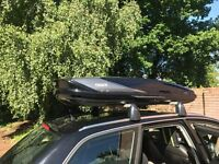 thule excellent roof box