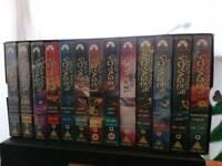 Star Trek Voyager VHS collectors