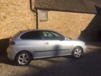 Seat Ibiza 1.2 Sport - Only 75,000 Miles! Great Condition + Interior - AUX Input - Alloy Wheels