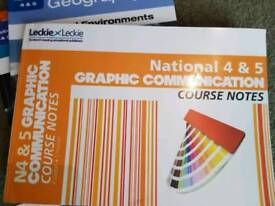 Leckie Leckie National 5 Graphic Communications Course Notes