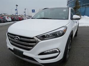 2017 Hyundai Tucson SE 1.6, AWD, Leather, Panoramic Sunroof, Hyu