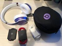 Beats solo3 limited edition( purple edition)