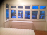 Double sized bedroom to rent in Becontree, RM8 area.