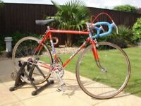 Vintage Lejuene cycle 1969.