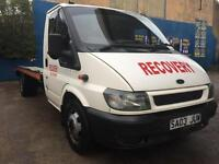 Ford transit recovery for sale LWB