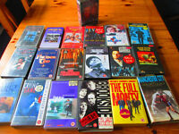 vhs tapes 19 films