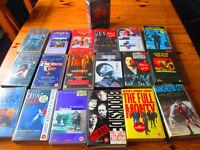 vhs tapes 19 films