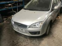 Ford Focus moondust silver Breaking For Spares Mk2 1.8 tdci 05 06 07 m