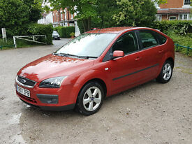 Ford Focus 1.8 Zetec Climate 5 Door