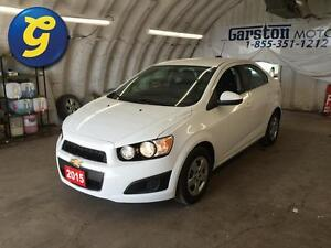 2015 Chevrolet Sonic LT*AUTO START*BACK UP CAMERAPHONE CONNECT/V