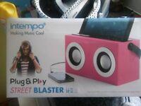 street blaster new