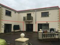 1350sq ft Commercial Premises to let coalisland area - close to M1 motorway