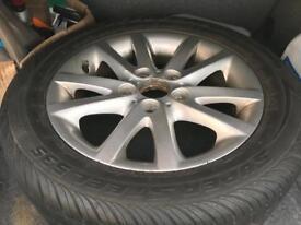 "BMW E46 Alloy Wheel 10 Spoke 16"" Alloy"
