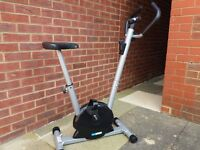 Pro Fitness Exercise Bike with Exercise Monitor