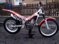 Beta 250 Rev-3 Trials bike 2008