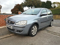 2006 vauxhall corsa 1.2 sxi twinport, excellent condition & perfect runner