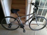 Mens Apollo road bike. 24inch tyres + free gel seat and heavy duty pump!